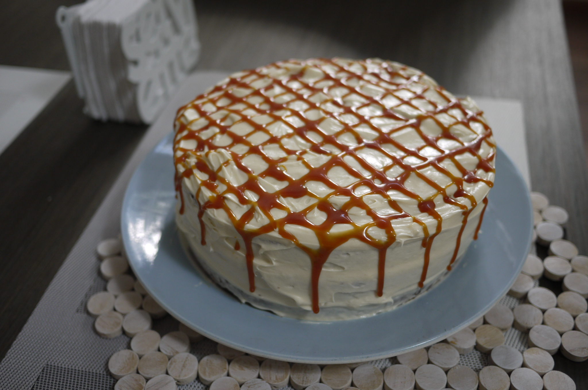 El mejor pastel de zanahoria the cute kitchen - Dulce de zanahoria ...
